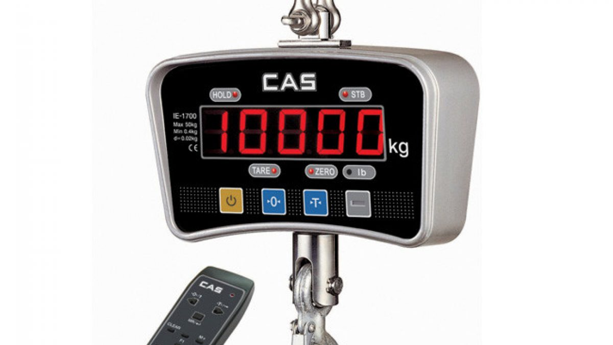 CAS IE-1700 Vinç Baskül