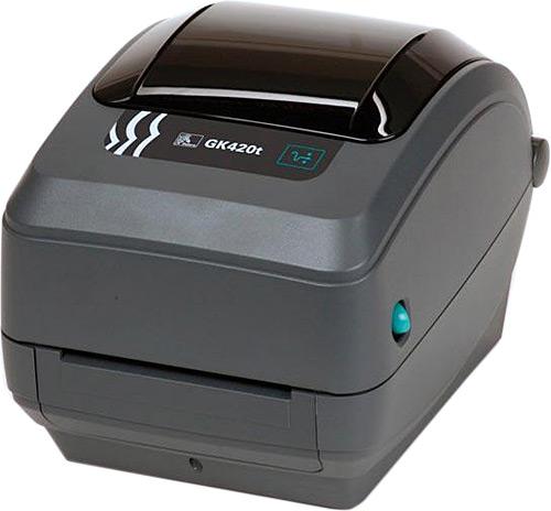 Zebra GK420T Standart Barkod Yazıcı