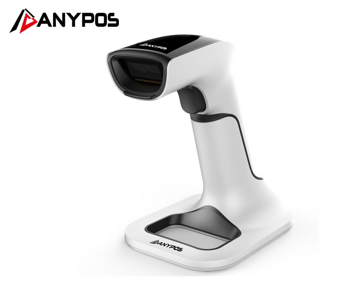 ANYPOS SK-901 Kablosuz 1D Barkod Okuyucu