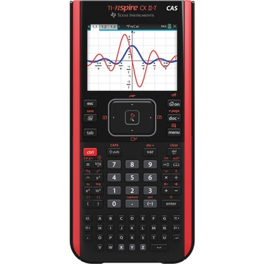 Texas Instruments TI-Nspire CX II-T CAS Grafik Hesap Makinesi